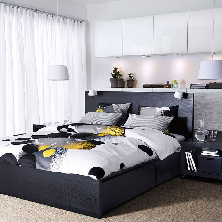 arredamento camera da letto lampadari sospensione