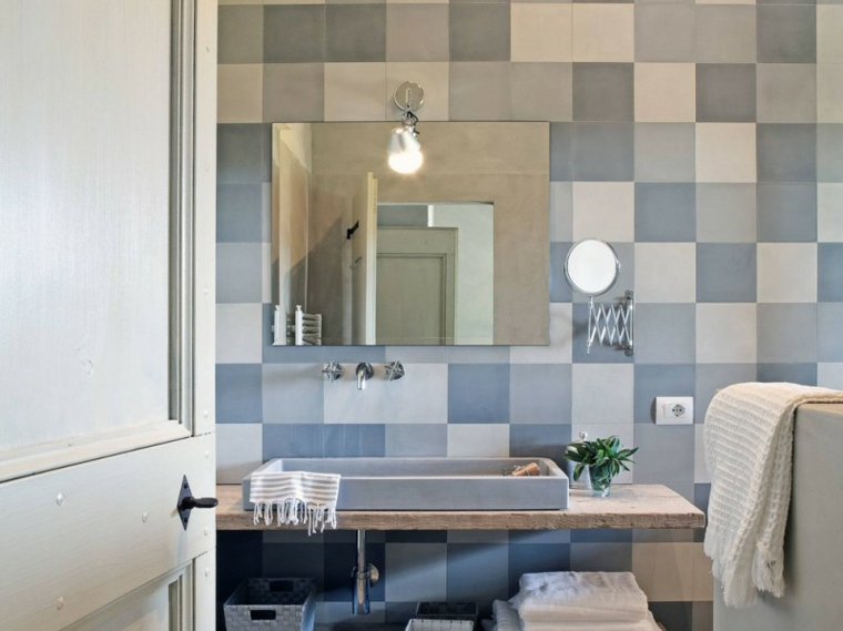 Bagni moderni idee per un arredamento contemporaneo - Colori per il bagno ...