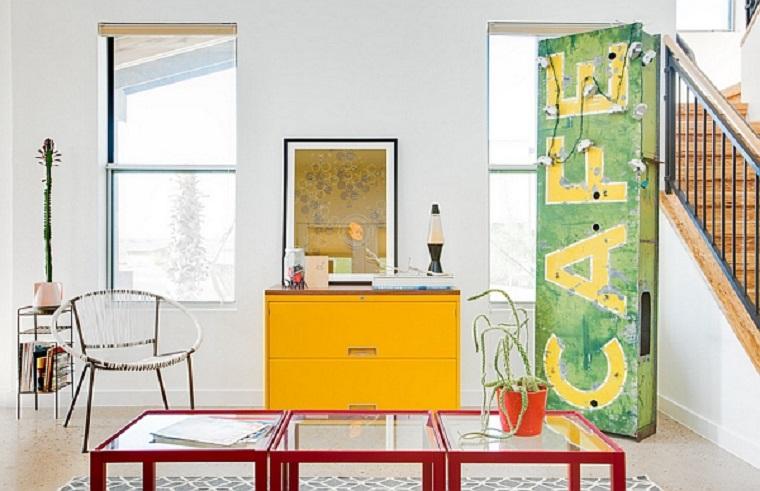 arredamento vintage idea creativa casa