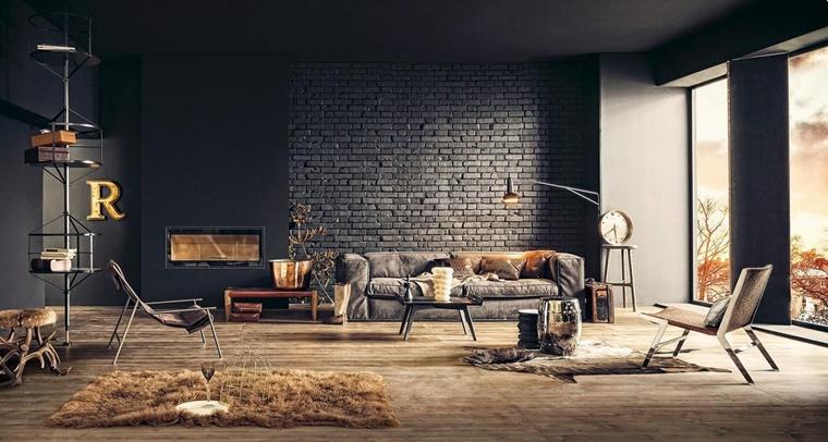 arredare casa decorazioni stile industiale