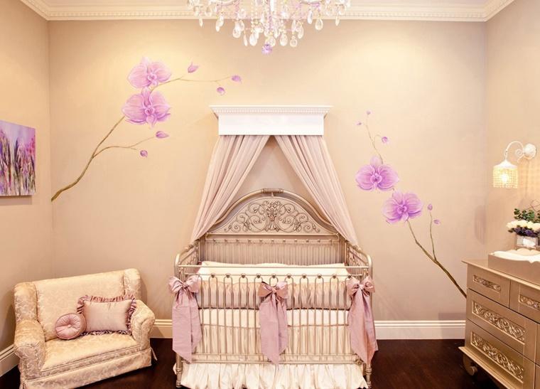 arredare casa idea decorazioni cameretta baby