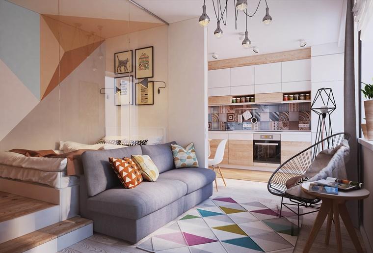 arredare casa idea piccolo appartamento