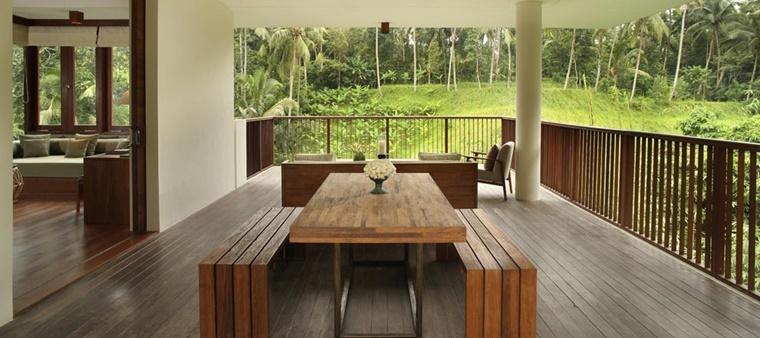 Arredare terrazzo idee di arredamento per un angolo - Pavimento terrazzo esterno ...