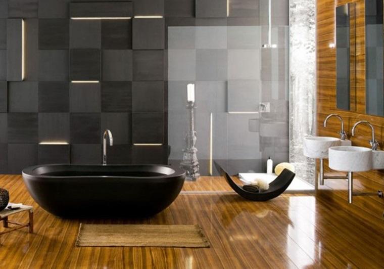 arredo design stile moderno pavimento legno