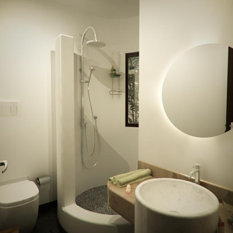 Bagni piccoli idee e consigli per gli spazi ridotti for Piccoli appartamenti design