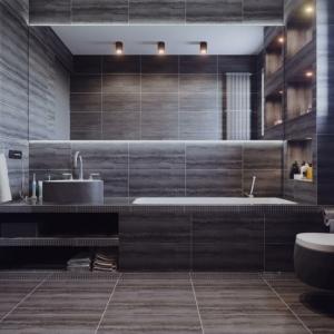 arredo bagno - idee eleganti e moderne da copiare - Bagni Eleganti Moderni