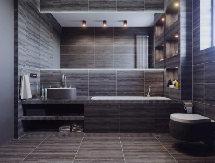 bagni piccoli - idee e consigli per gli spazi ridotti della casa ... - Bagni Moderni Eleganti