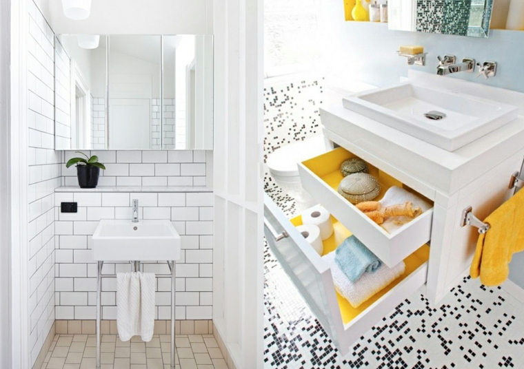 Bagni moderni idee per un arredamento contemporaneo for Arredo bagni piccoli