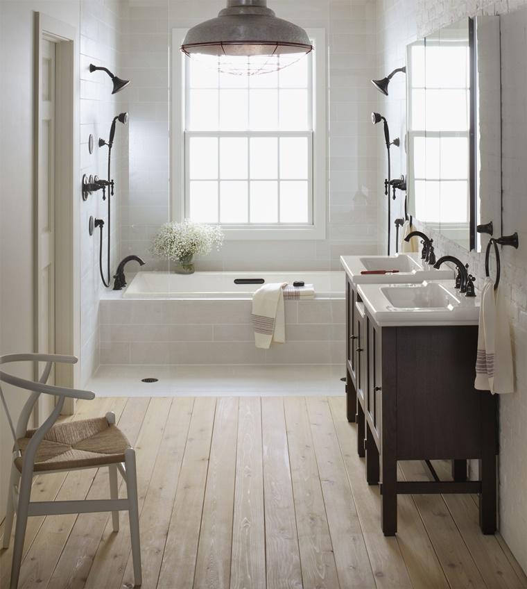 bagno rustico mobili bagno moderni