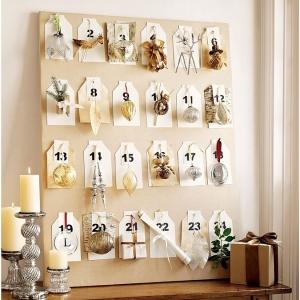 Calendario Avvento fai da te - idee splendide per grandi e piccini