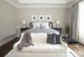Camera da letto grigia – 42 idee favolose