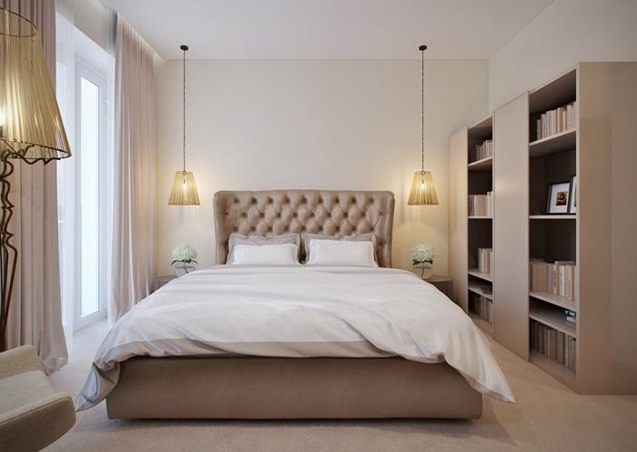 Camera da letto moderna - 24 idee di arredamento - Archzine.it