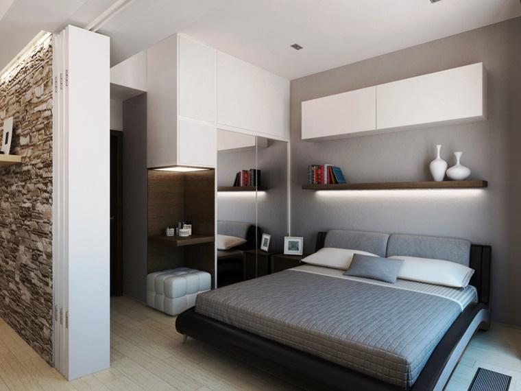 Mobili Salvaspazio Camera Da Letto : Camera da letto moderna idee di arredamento archzine