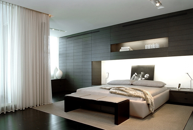 Camere Da Letto Stile Minimalista : Arredare camera da letto piccola idee salvaspazio