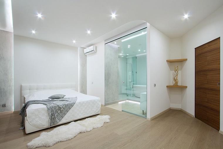 Camera Da Letto Padronale Foto : Illuminazione camera da letto idee straordinarie archzine