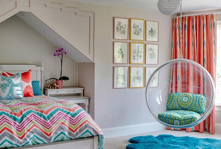 Immagini Di Stanze Per Ragazze : Camerette ragazzi un tocco di design interiore moderno