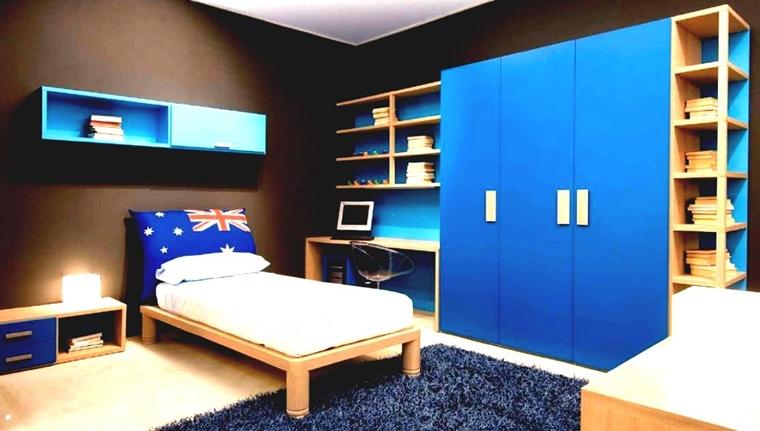 Arredare camera da letto piccola idee salvaspazio for Arredare camera da letto ragazzo