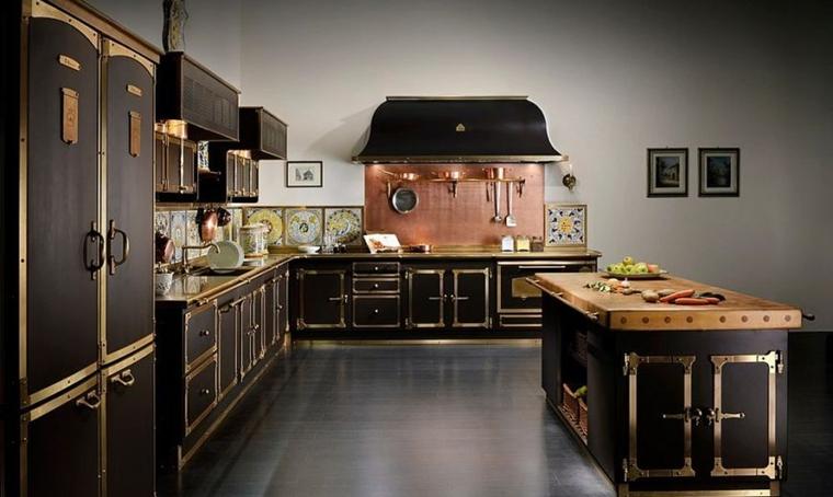 casa moderna cucina stile classico
