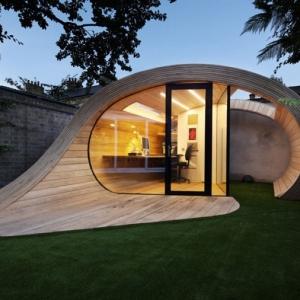 Casa studio, suggerimenti per la zona esterna e il giardino