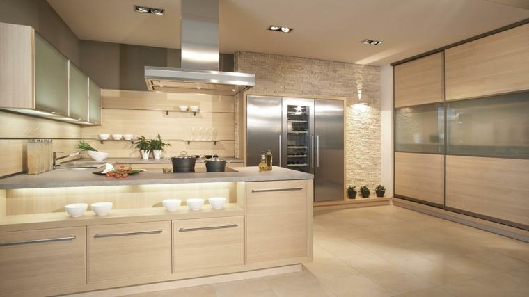 Cucina beige le mille sfumature di semplicità ed eleganza