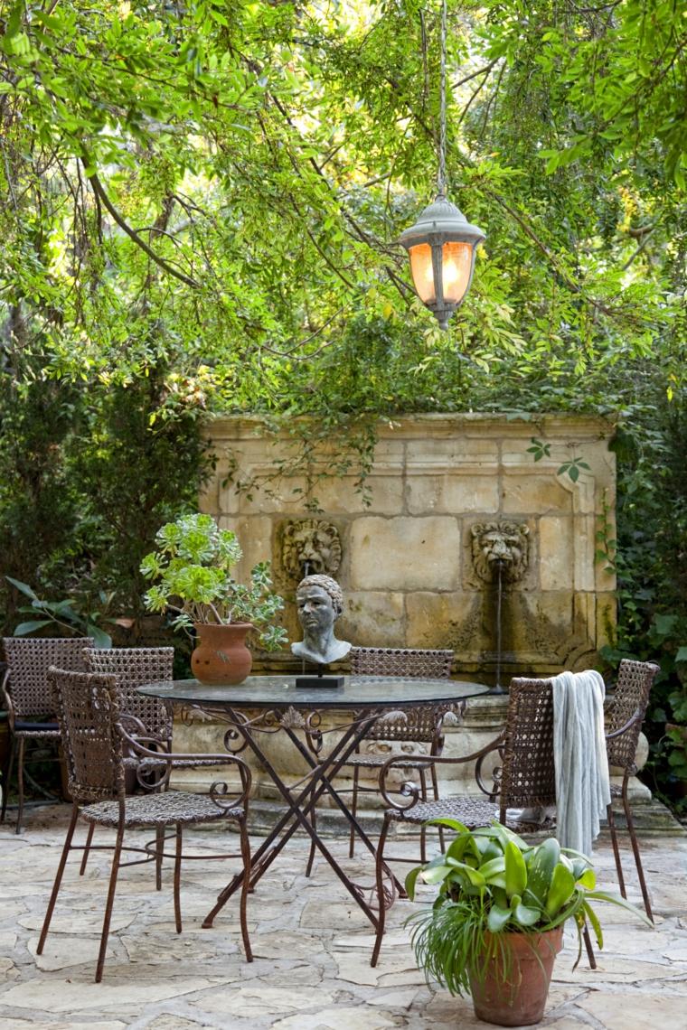 Idee giardino 18 modi diversi per decorare il giardino - Idee decorazioni giardino ...