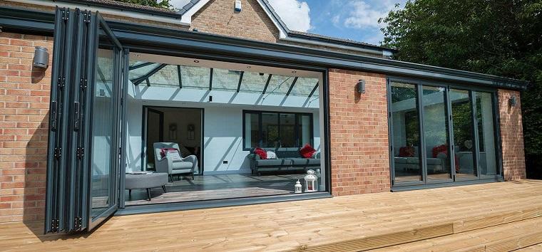 come arredare veranda design elegante