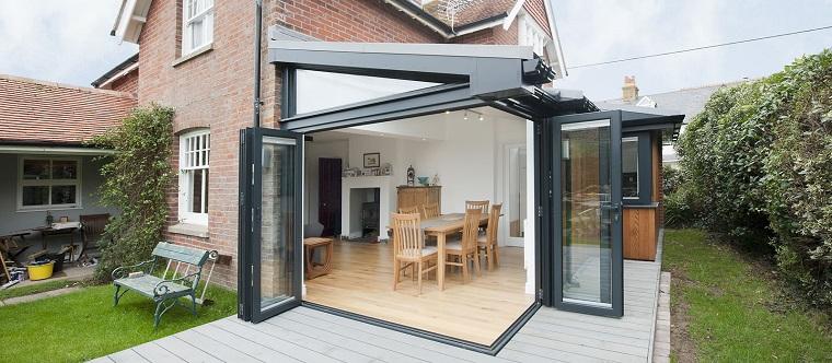 come arredare veranda piccole dimensioni