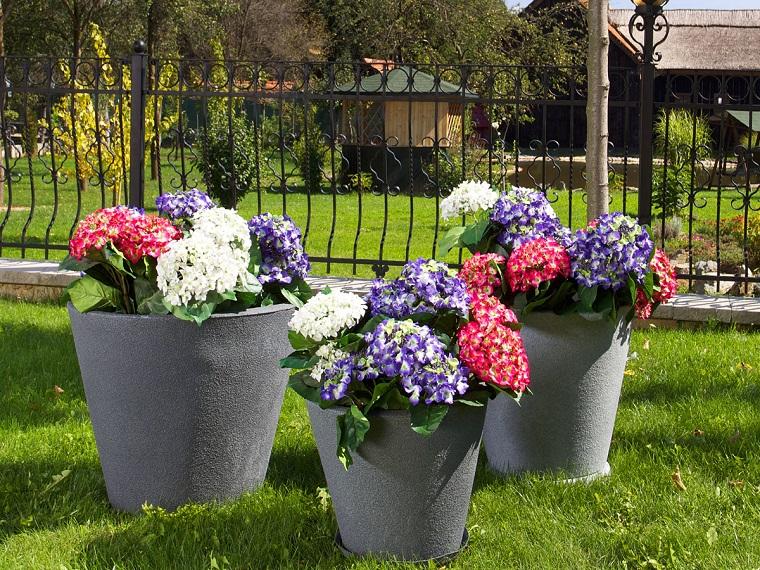 Decorazione Vasi Da Giardino : Giardino fai da te idee decorative per un angolo di casa