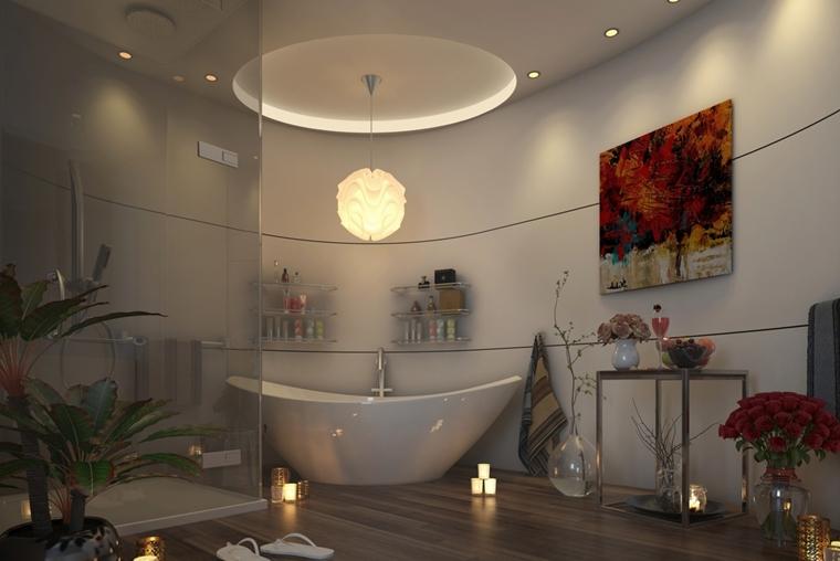 Luci controsoffitto bagno gallery of luci soffitto bagno luci