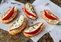 Crostini di pane farciti – idee per una colazione da campioni