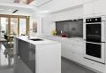 Cucine moderne bianche – una scelta innovativa e particolare