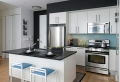 Cucine moderne bianche e nere – 10 idee in più per arredare la cucina