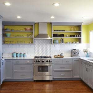 Cucina grigia - idee, suggerimenti di armonia ed eleganza