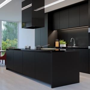 Cucina nera: l'eleganza intramontabile di uno spazio vissuto
