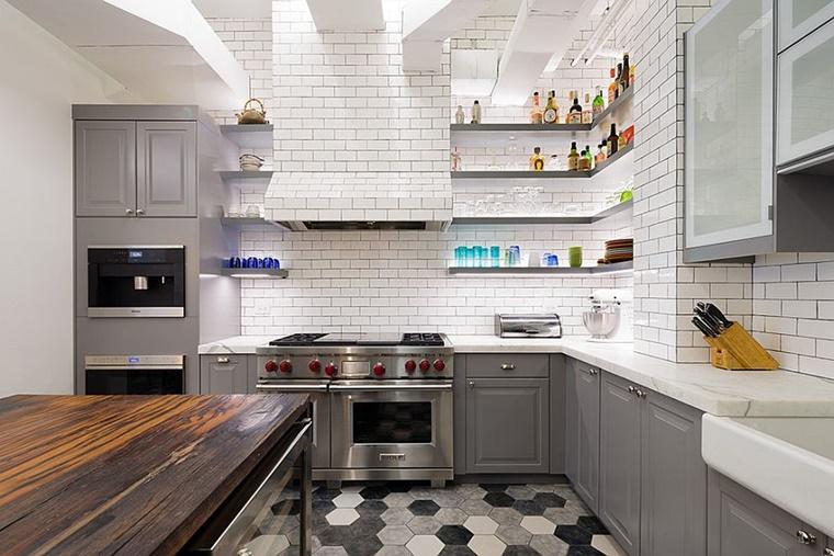 Cucina grigia idee suggerimenti di armonia ed eleganza