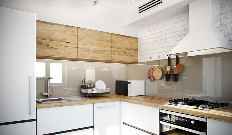 Cucine bianche: abbinamento perfetto con lo stile moderno ...