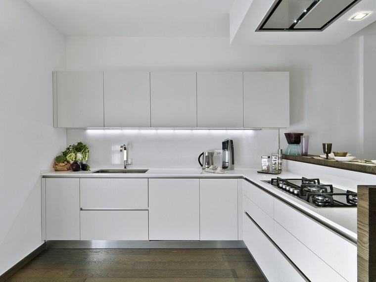 Cucine moderne bianche una scelta innovativa e particolare - Cucine classiche bianche ...