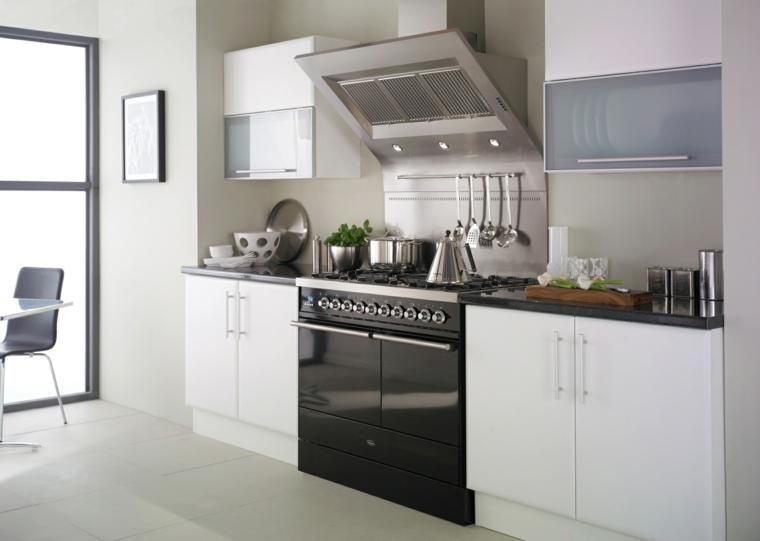 Cucine moderne bianche e nere 10 idee in piu 39 per arredare la cucina - Cucine eleganti moderne ...