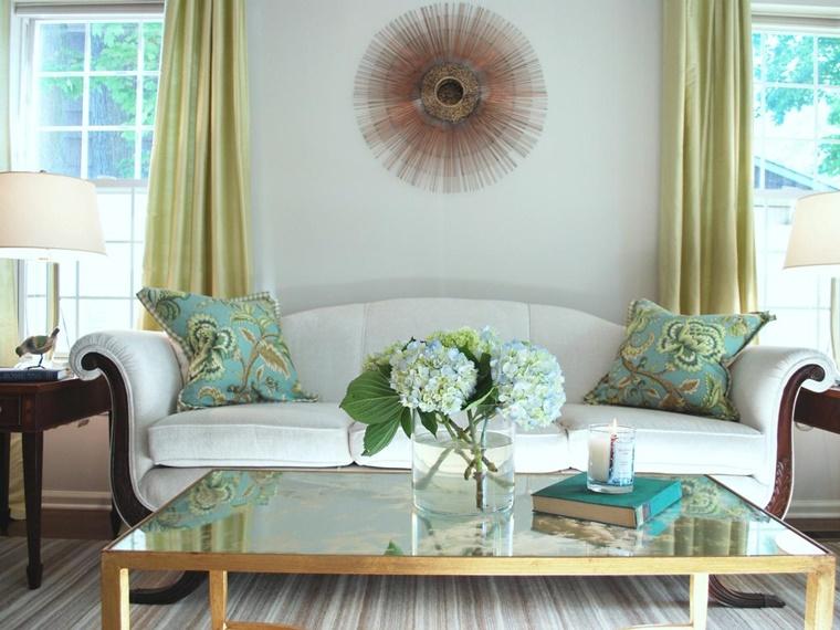 decorare casa addobbi adorabili soggiorno
