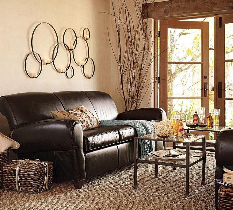 decorare casa cerchi varie dimensioni