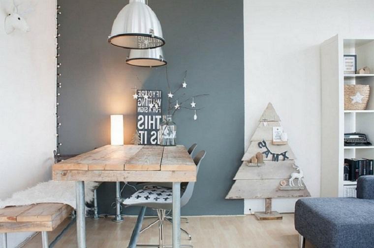 Decorazioni In Legno Per La Casa : Decorazioni di natale in legno idee speciali per la casa