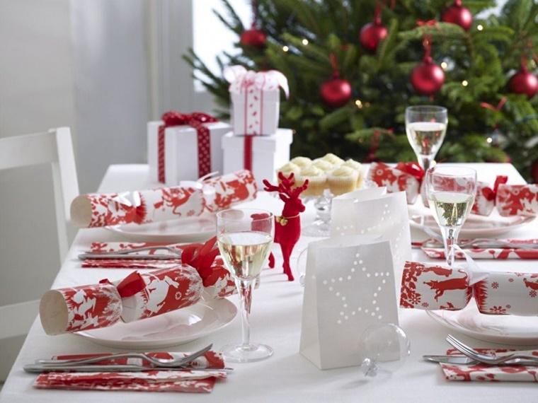 Tavolo Compleanno Natale : Decorazioni per la tavola di natale con tutorial u mamma papera