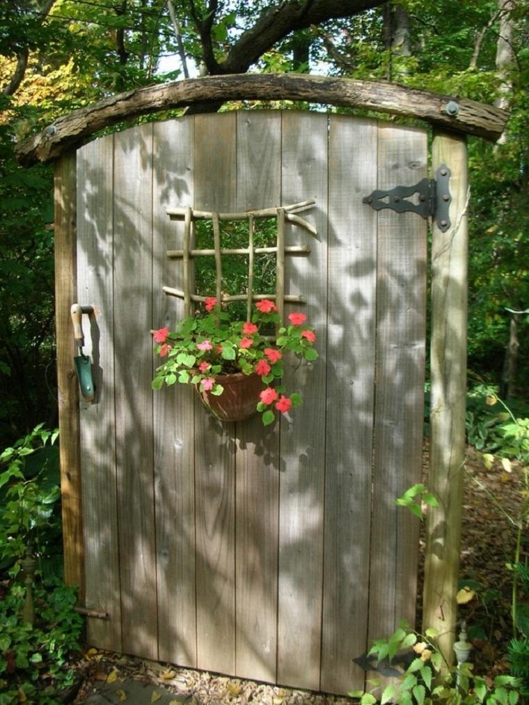 Decorazioni fai da te per un giardino dal design originale - Arredo per giardino fai da te ...