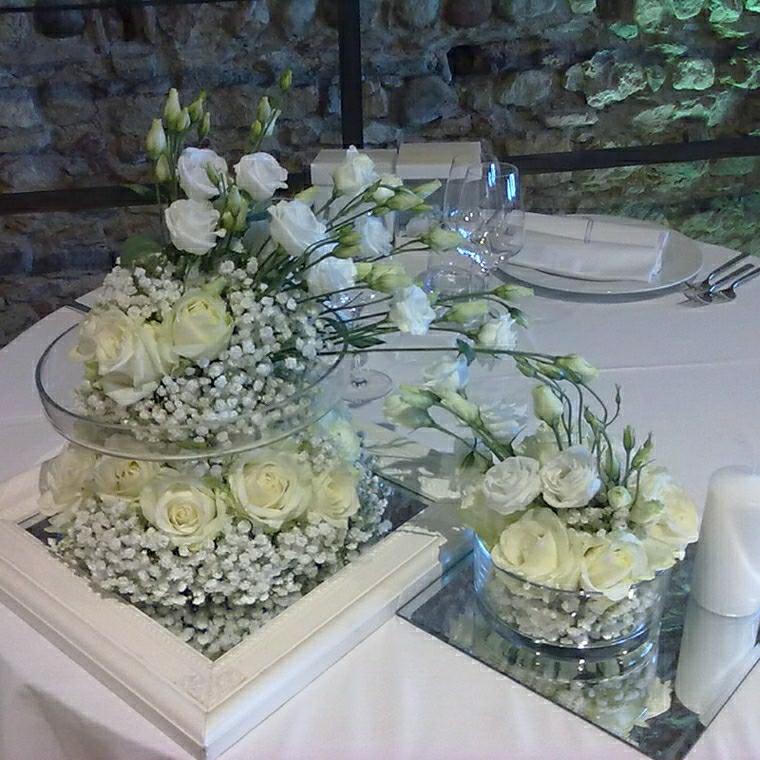 Decorazioni tavolo matrimonio og28 regardsdefemmes for Decorazioni tavoli matrimonio