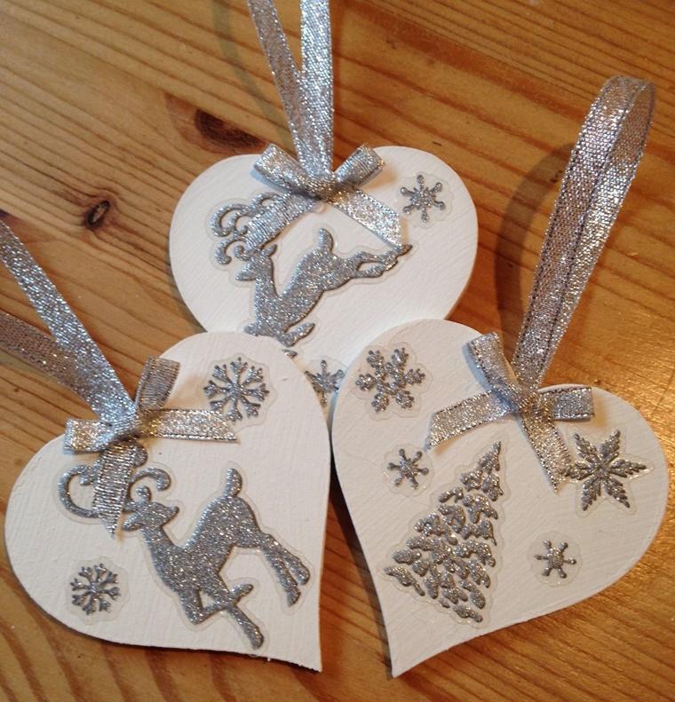 decorazioni natalizie appendere albero natale