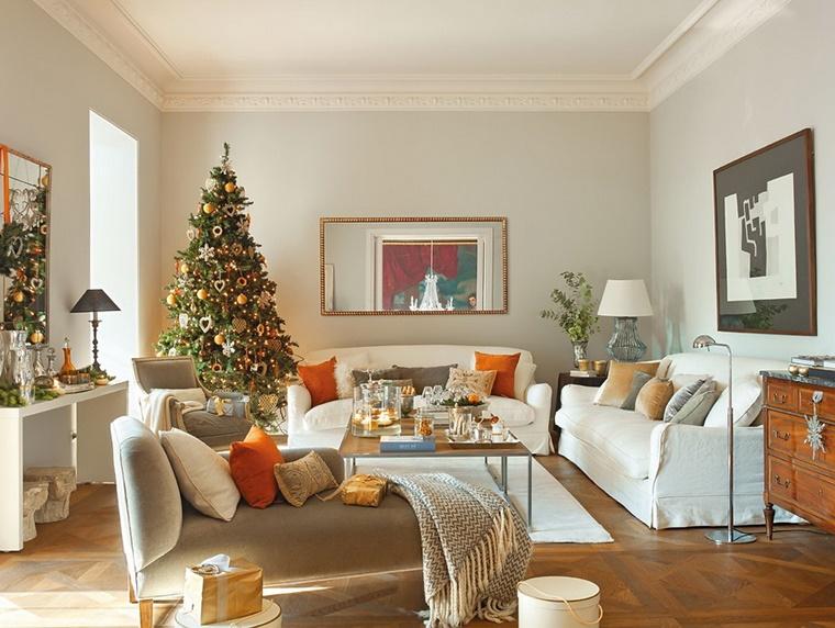 Super Decorazioni natalizie - idee genuine per la vostra casa - Archzine.it CV28