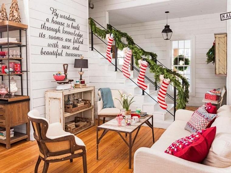 Casa Addobbi Decorazioni Natalizie.Come Addobbare La Casa Per Natale Idee Eleganti E Chic
