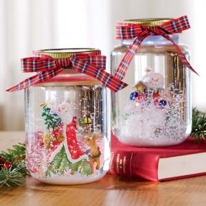 1001 idee per alberi di natale originali tutorial fai - Creare decorazioni natalizie ...