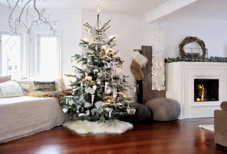decorazioni natalizie idee ispirazioni originali