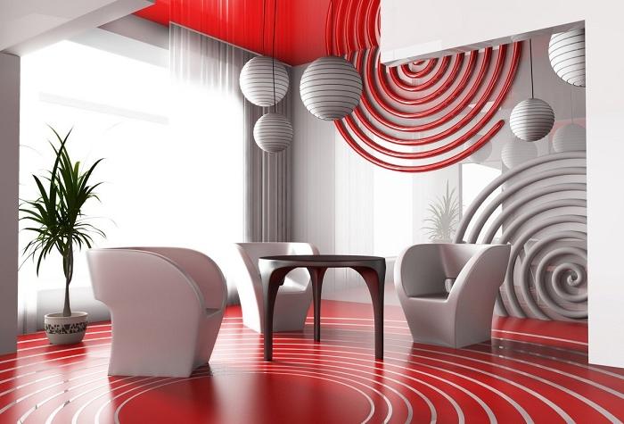 Decorazioni pareti e tante altre idee anche fai da te - Archzine.it